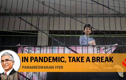 Pandemic may be ripe to re-evaluate life and career, put family over work