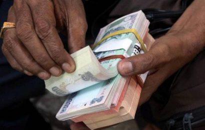 Rupee turns weaker against U.S. Dollar in opening session