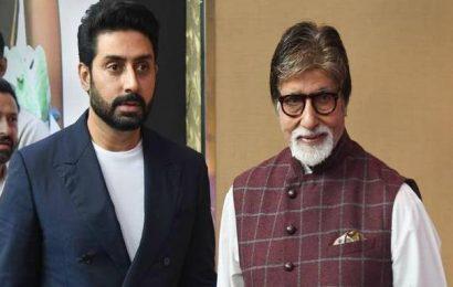 Coronavirus   Abhishek Bachchan tests negative
