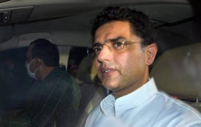 Rajasthan political crisis   Sachin Pilot returns to Jaipur, says there should not be any vendetta politics