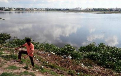Corporates come together for restoration of Sembakkam lake