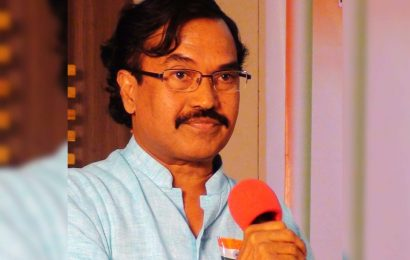 Son donates liver to Suddala Ashok Teja