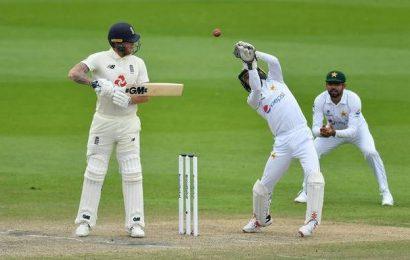 England vs Pakistan | England batsmen stutter in the chase
