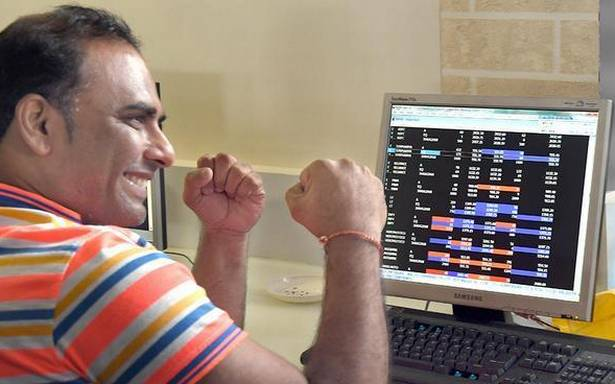 Business Live: Shares rise as PSU banks, metals rally