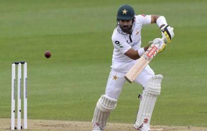 Pakistan vs. England | Rizwan stands firm