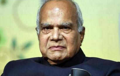 President, PM wish T.N. Governor Banwarilal Purohit a speedy recovery