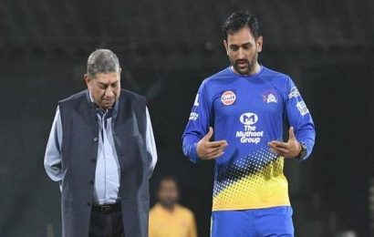 MSD retirement | Dhoni an inspirational figure, says former BCCI chief