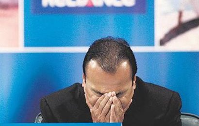 NCLT orders insolvency action against Anil Ambani