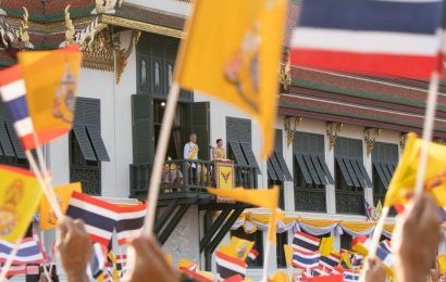 Thailand blocks Facebook page critical of monarchy in crackdown