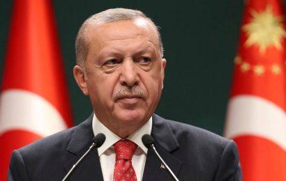 Erdogan announces historic Turkish gas find in Black Sea