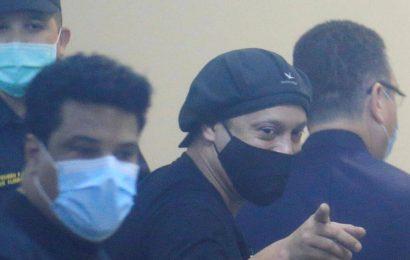 Footballer Ronaldinho walks free after five month-long detention