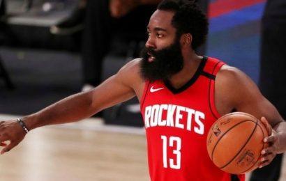 NBA roundup: James Harden, Houston Rockets rally, top Dallas Mavericks in OT