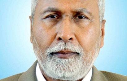 Raghavendra P Tiwari is new vice-chancellor of Central University of Punjab in Bathinda