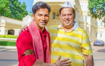 Varun Dhawan shares sweet birthday video for dad David Dhawan, thanks him 'for teaching me to handle success and failure'