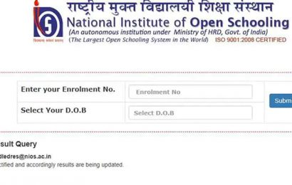 NIOS 12th results 2020 to be declared today by 5 pm at nios.ac.in, here's how to check