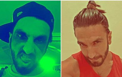 Ranveer Singh has a weekend feast for fans, shares a bunch of throwbacks from Milan