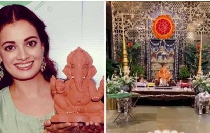 Ganesh Chaturthi 2020: Ajay Devgn, Priyanka Chopra, Kangana Ranaut say 'Ganpati Bappa Morya', see pics