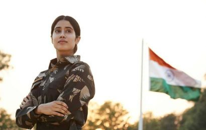 Janhvi Kapoor defends Gunjan Saxena biopic against backlash: 'No reason for us to be apologetic'