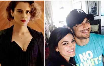Sushant Singh Rajput's sister Shweta asks Kangana Ranaut to 'stay strong, fight on', actor thanks her 'for squashing all rumours against me'
