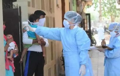80 fresh virus cases in Chandigarh; total count 1,595