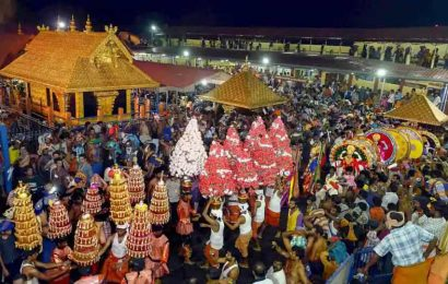 News updates from Hindustan Times: Sabarimala temple reopens for monthly prayers, devotees barred due to Covid-19 and all the latest news