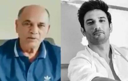 Sushant Singh Rajput's father releases video appeal: 'Alerted Mumbai Police in February my son's life in danger'