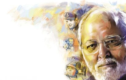 Richard Attenborough: Man behind the epic Gandhi film