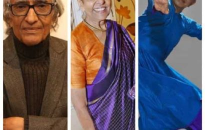 World Senior Citizen's Day: Artistes share how they are coping with Covid-19 era