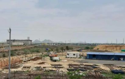 After abandoning Amaravati for 14 months, Jagan decides to develop it again