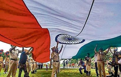 Subdued I-Day celebrations across states amid Covid-19 outbreak
