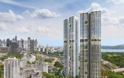World's tallest prefab towers to come in Singapore but are being built in Malaysia