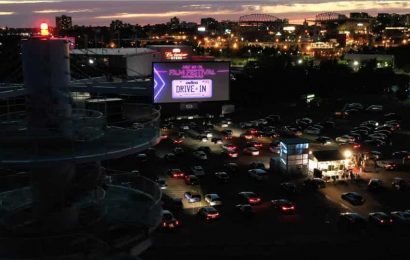 Canada's drive-in movie fest features films from 8 nations worst-hit by Covid-19