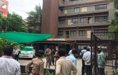 Shrey Hospital fire: Traumatising experience, cannot forget the screams of the victims, say survivors