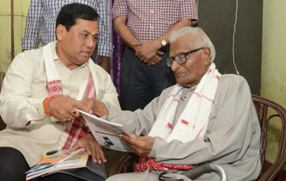 Eminent academician Amaresh Dutta dies in Assam's Dibrugarh