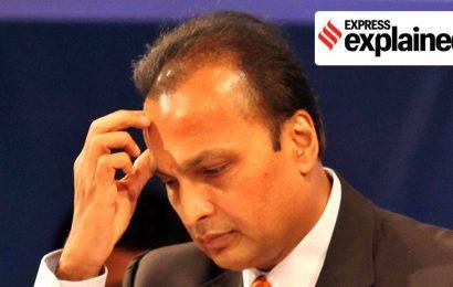 Explained: Why Anil Ambani faces bankruptcy proceedings