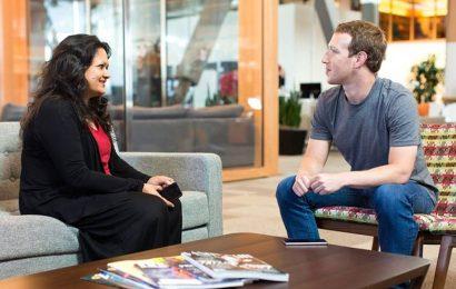 FIR filed against Facebook India public policy director Ankhi Das