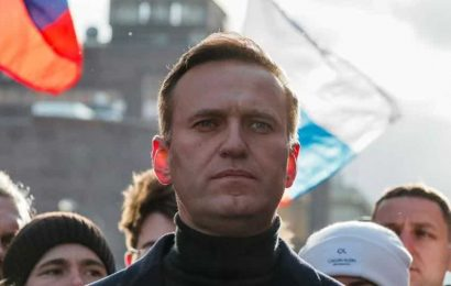 Russia's opposition leader Alexei Navalny in coma after alleged poisoning