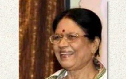 Veteran Assamese singer Archana Mahanta passes away