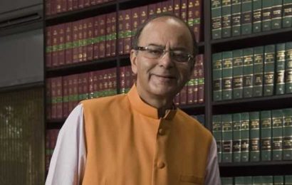Tributes pour in on Jaitley's first death anniversary