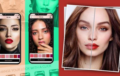 Is augmented reality the future of buying lipsticks?