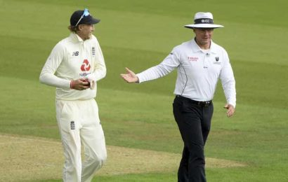 England vs Pakistan: Umpire Richard Kettleborough spoken to by ACU officials over smartwatch