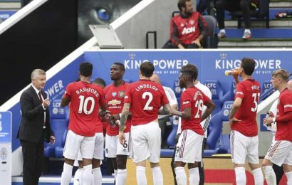 Lopetegui praises 'best' Manchester United side in recent memory before Europa semifinal