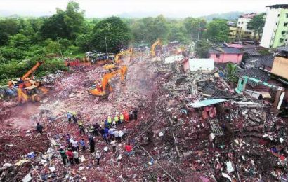 Mahad building collapse: Raigad dist admn to carry out structural audits of other projects by same developer, engineer, architect