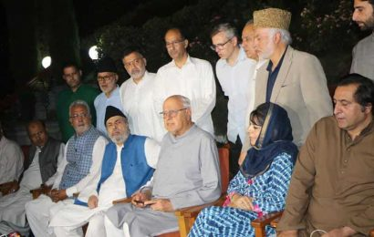Don't fear democratic and lawful politics in Jammu and Kashmir | Opinion