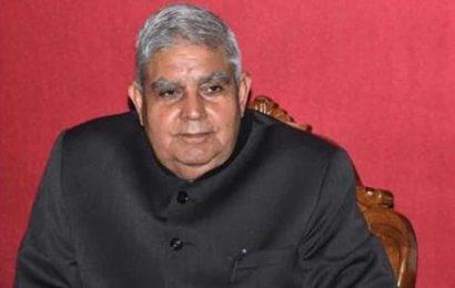 Raj Bhavan under surveillance, alleges Bengal governor