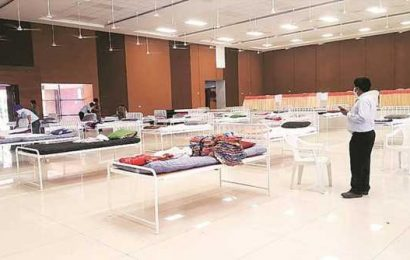 First batch of 21 patients gets treatment at commercial centre-turned Covid facility in Surat