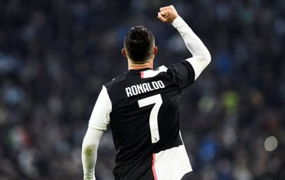Cristiano Ronaldo pledges to 'reach higher' in 3rd year with Juventus