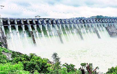 23 gates of Sardar Sarovar dam opened