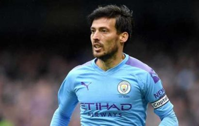 Manchester City to honour David Silva with statue outside Etihad Stadium