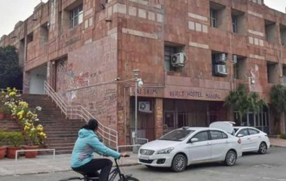 JNU gets over Rs 450 crore aid from Higher Education Funding Agency